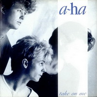 A-ha - Take On Me 7 Inch 1st