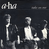 A-ha - Take On Me 7 Inch 2nd