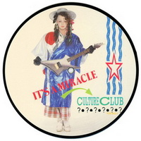 Culture Club - It's A Miracle Picture Disc Side A