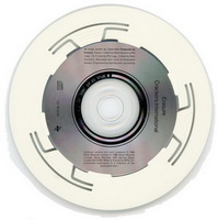Erasure - Crackers International EP CD with adaptor ring