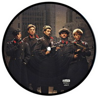 F.G.T.H. - Two Tribes 7 Inch Picture Disc PZTAS 3