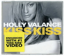 Holly Valance - Kiss Kiss CD