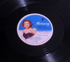Lola Ameche - Takes Two To Tango 78rpm