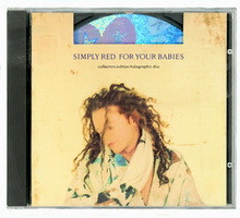 Simply Red - For Your Babies Collectors Holographic Case