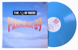 The Art of Noise - Paranoimia 89 12 Inch