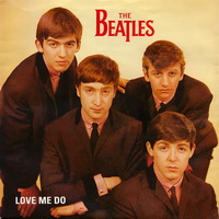 The Beatles - Love Me Do 7 Inch