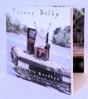 Thomas Dolby - I Love You Goodbye CDS