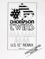 "Thompson Twins - You Take Me Up US 12"" Remix White Label"
